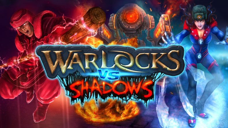 [object object] Warlocks vs Shadows PS4 Review with Stream WarlocksVsShadows PS4Game PS4 WN Gallery image EN 790x444