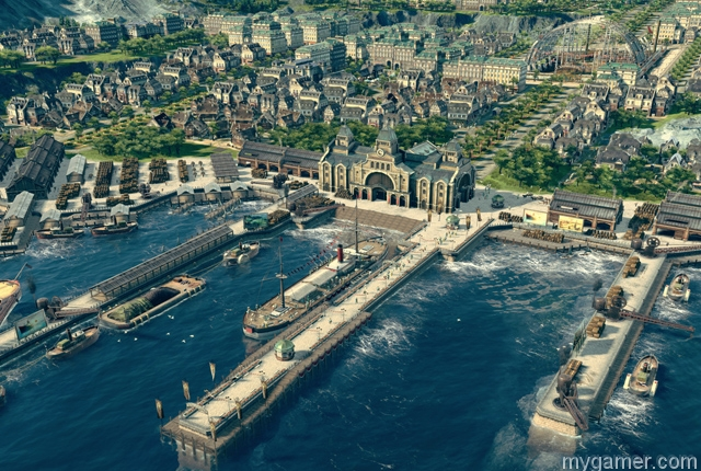 ubisoft announces anno 1800 with new trailer Ubisoft Announces ANNO 1800 With New Trailer Anno Header