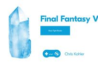 final fantasy v boss fight books by chris kohler review Final Fantasy V Boss Fight Books by Chris Kohler Review Final Fantasy V Boss Fight Books 204x142