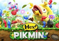hey! pikmin 3ds review Hey! Pikmin 3DS Review Hey Pikmin banner 204x142