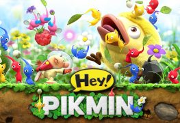 hey! pikmin 3ds review Hey! Pikmin 3DS Review Hey Pikmin banner 263x180