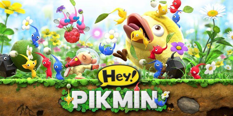 hey! pikmin 3ds review Hey! Pikmin 3DS Review Hey Pikmin banner 790x395