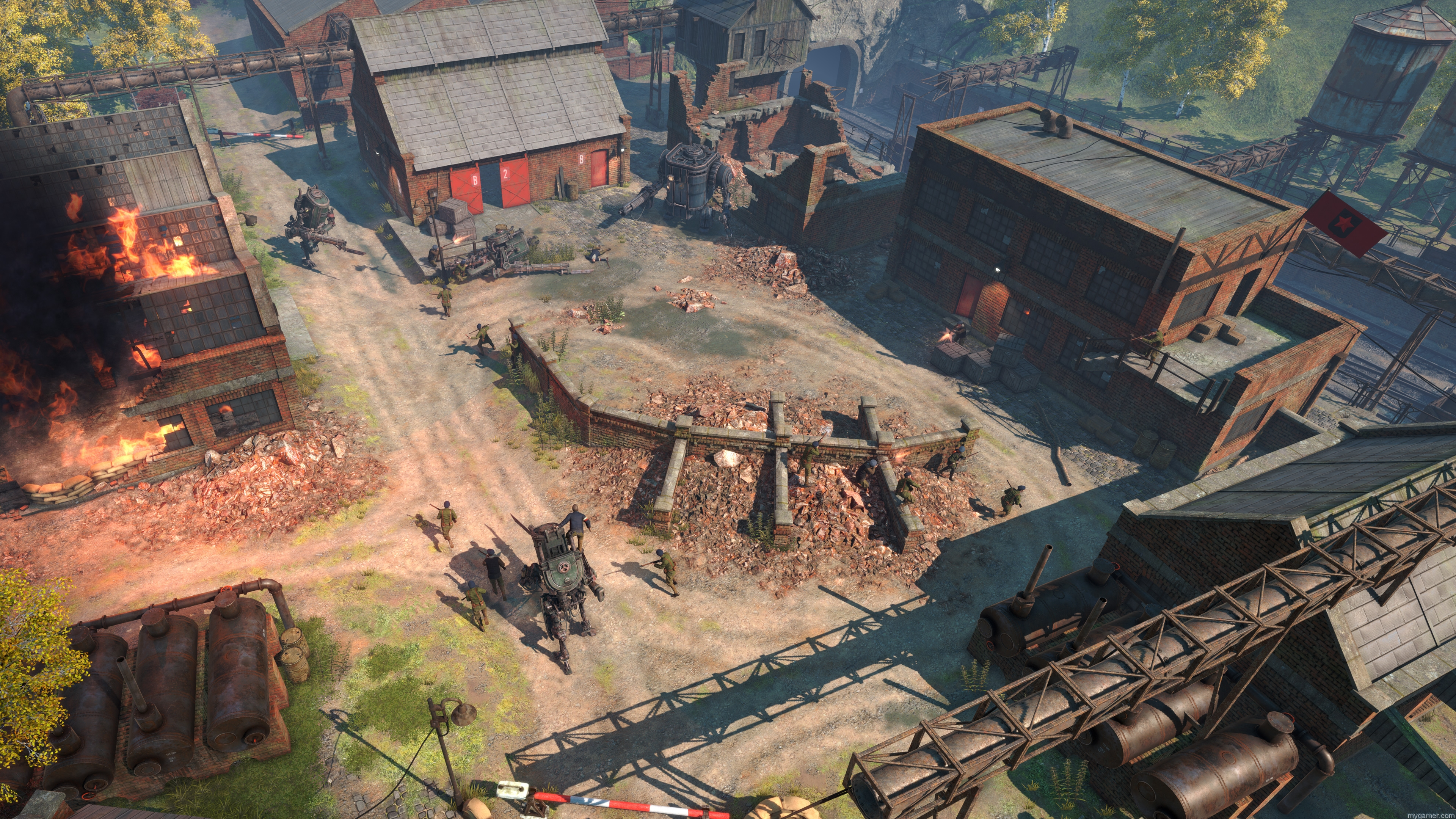 iron harvest is a new rts for ps4, x1 and pc - trailer here Iron Harvest is a new RTS for PS4, X1 and PC – Trailer Here IH screenshot07