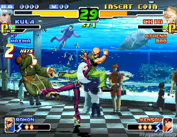 here are the neogeo releases for the week of august 14, 2017 Here Are the NeoGeo Releases for the week of August 14, 2017 KING OF FIGHTERS 2000 NeoGeo