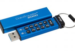kingston's datatraveler 2000 encryted usb flash drive now available in many sizes Kingston's DataTraveler 2000 Encryted USB Flash Drive Now Available in Many Sizes Kingston DataTraveler 2000 4GB 263x180