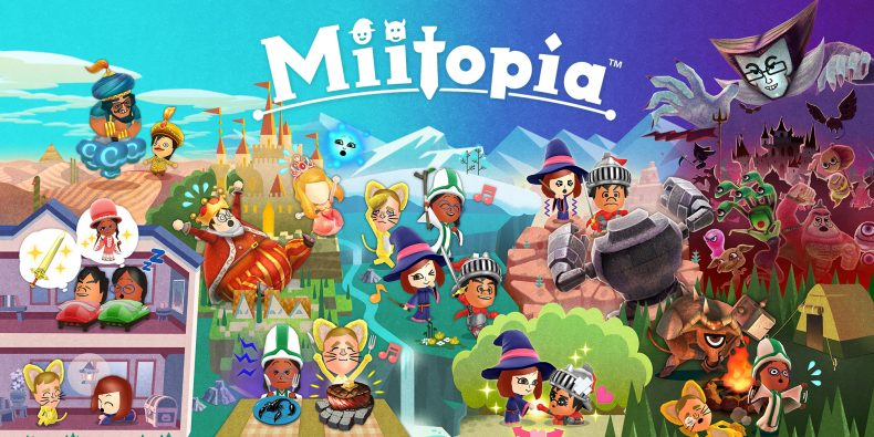 play as nintendo staff in miitopia via qr codes Play As Nintendo Staff in Miitopia Via QR Codes Miitopia banner 790x395