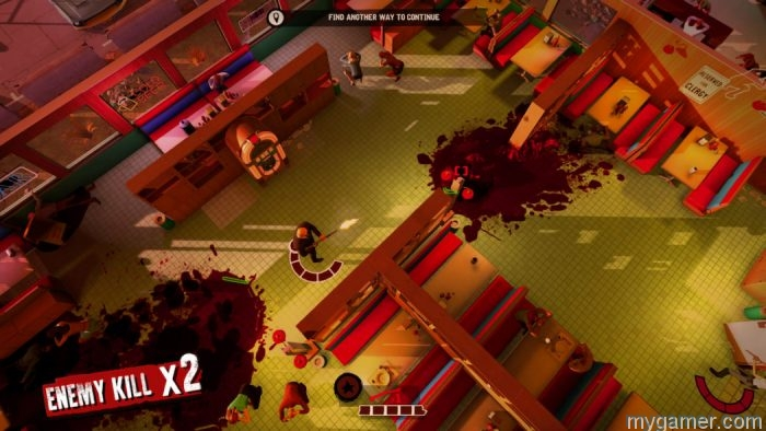 [object object] Reservoir Dogs: Bloody Days PC Review RD bloody days sc1