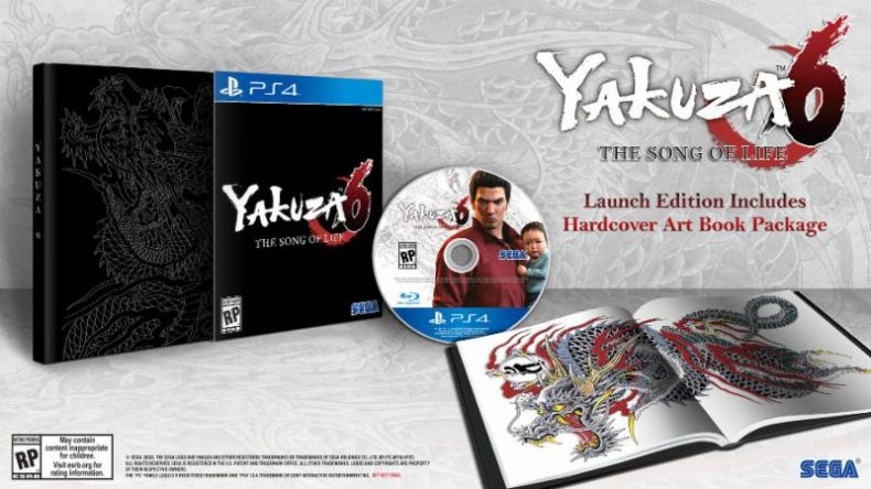 yakuza 6: the song of life arriving march 2018 Yakuza 6: The Song of Life Arriving March 2018 Yakuza 6 bundle 790x444