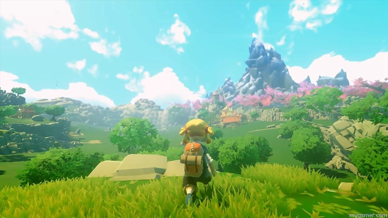 [object object] Yonder: The Cloud Catcher Chronicles PS4 Review with Stream Yonder girl