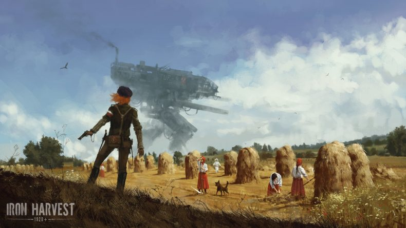 iron harvest is a new rts for ps4, x1 and pc - trailer here Iron Harvest is a new RTS for PS4, X1 and PC – Trailer Here iron harvest art01 790x445