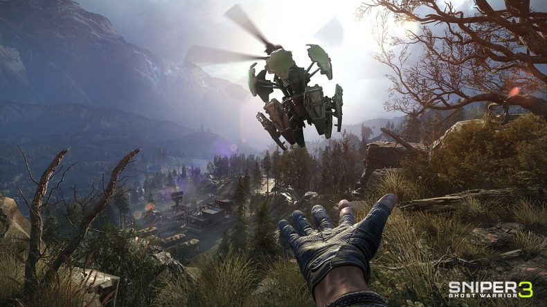 sniper ghost warrior 3 gets the sabotage single player dlc Sniper Ghost Warrior 3 Gets The Sabotage Single Player DLC sniper ghost warrior 3 drone 790x444