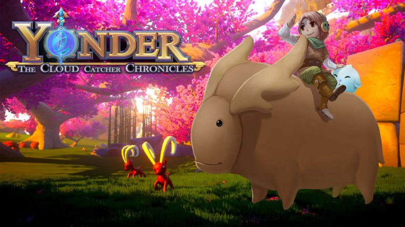 [object object] Yonder: The Cloud Catcher Chronicles PS4 Review with Stream yonder2 790x444
