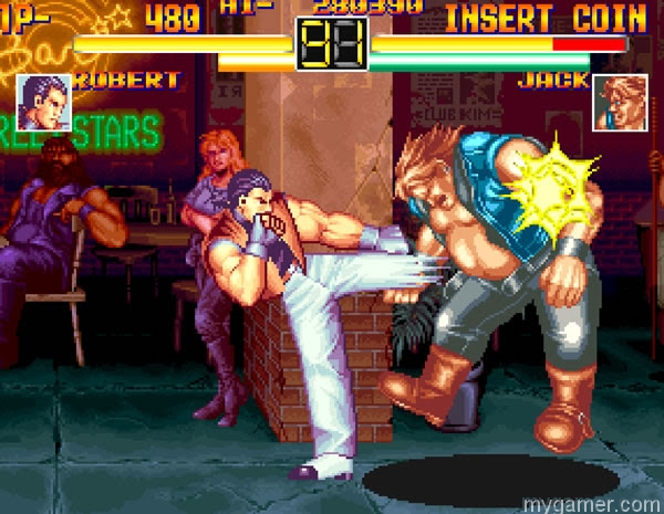 this week's neogeo releases on new gens This Week's NEOGEO Releases on New Gens Art of Fighting sc2