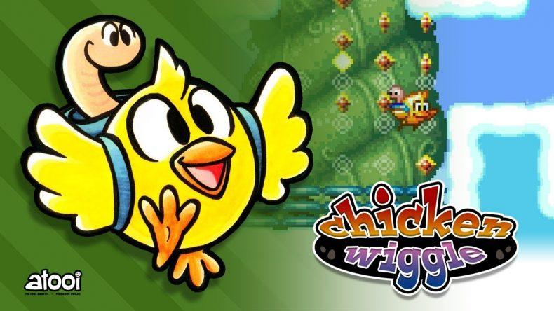 chicken wiggle on sale - 3ds eshop Chicken Wiggle on Sale – 3DS eShop Chicken WIggle banner 790x444