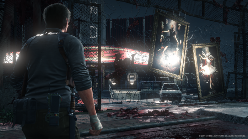 here is a new evil within 2 trailer Here Is a New Evil Within 2 Trailer Evil Within 2 1 790x444