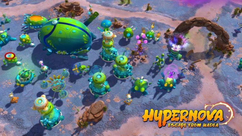hypernova: escape from hadea pc review Hypernova: Escape from Hadea PC Review with Stream Hypernova 790x444