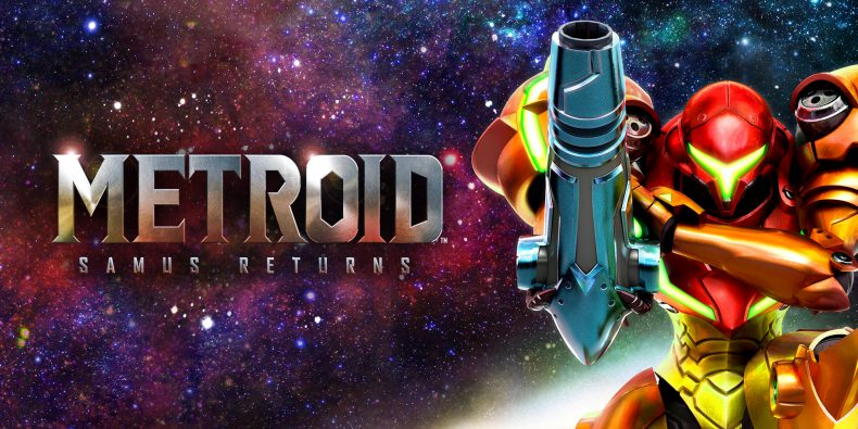 want to see the metroid samus return's 3ds theme from mynintendo? view here. Want To See the Metroid Samus Return's 3DS Theme from MyNintendo? View Here. Metroid Samus Returns banner 790x395