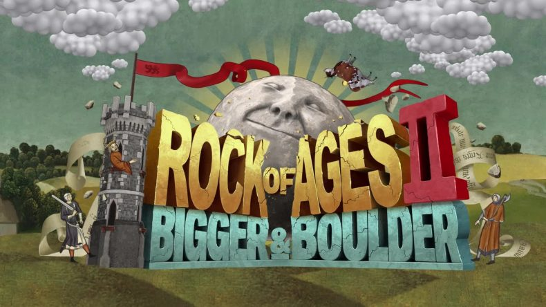 rock of ages 2: bigger and boulder xbox one review Rock of Ages 2: Bigger and Boulder Xbox One Review Rock of Ages 2 banner 790x444