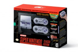Super NES Classic Edition nintendo increases inventory of super nes classic edition; nes classic edition returns to stores in 2018 Nintendo Increases Inventory of Super NES Classic Edition; NES Classic Edition Returns to Stores in 2018 SNES Mini Box 263x180