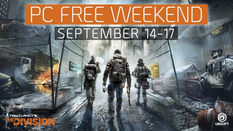 Tom Clancy's The Division Free tom clancy's the division announces free weekend on pc from september 14-17 Tom Clancy's The Division Announces Free Weekend on PC from September 14-17 TCRPG UCS3311 ProductImage 1920x1080 US 790x444