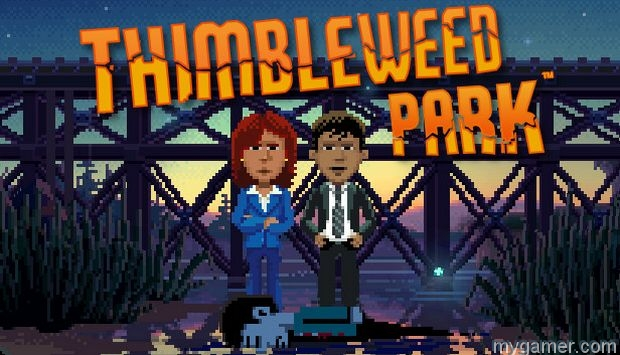 thimbleweed park now on switch Thimbleweed Park Now on Switch Thimbleweed Park Free Download