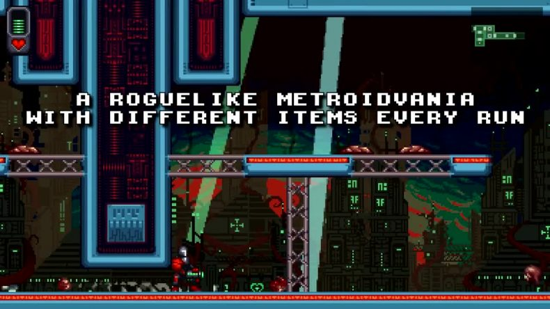 a robot named fight is a metroidvania that might hold you until samus returns A ROBOT NAMED FIGHT Is A Metroidvania That Might Hold You Until Samus Returns a robot named fight 790x444