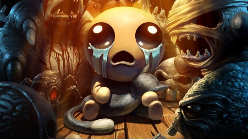 the binding of isaac: afterbirth+ getting physical ps4 release soon The Binding of Isaac: Afterbirth+ Getting Physical PS4 Release Soon isaacafterbirth  790x444