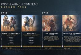 assassin's creed origins dlc details revealed Assassin's Creed Origins DLC Details Revealed Assassin Creed Origins DLC Season pass 263x180