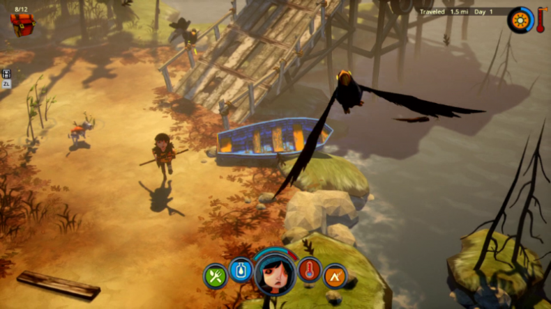 check out the flame in the flood trailer for switch Check Out The Flame In The Flood Trailer for Switch Flame In The Flood 790x444
