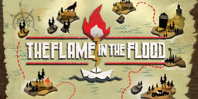 the flame in the flood now available on switch The Flame in the Flood Now Available on Switch – Launch Trailer Here Flame in the Flood 790x395