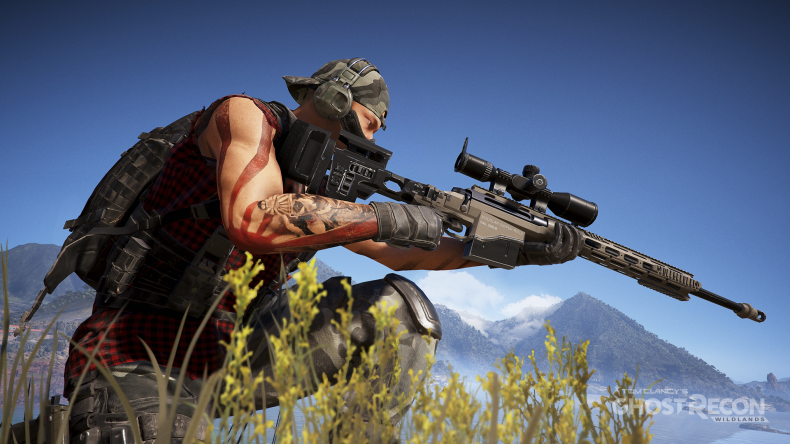 ghost recon wildlands will be free to play this weekend Ghost Recon Wildlands Will Be Free To Play This Weekend Ghost Recon WIldlands 1 790x444