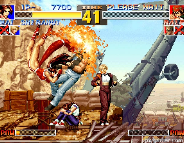 here are the latest neogeo games releasing on new gens Here Are The Latest NeoGeo Games Releasing on New Gens KING OF FIGHTERS 95