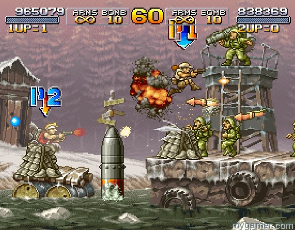 here are the latest neogeo games releasing on new gens Here Are The Latest NeoGeo Games Releasing on New Gens METAL SLUG X