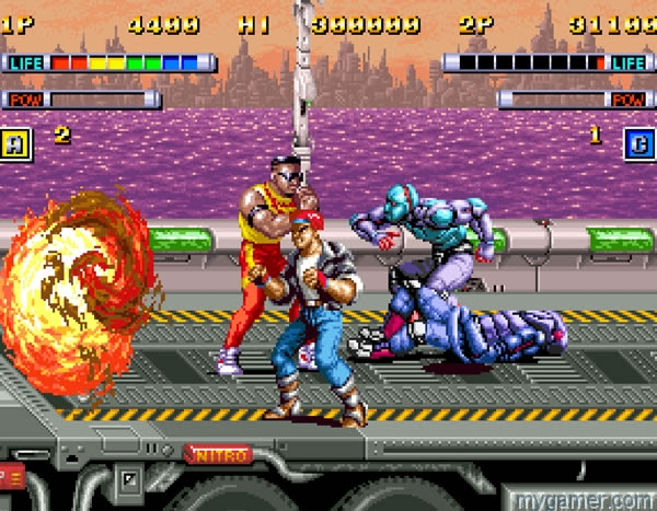 One New NEOGEO Game Releasing this week on Switch, PS4 and X1 MUTATION NATION sc1