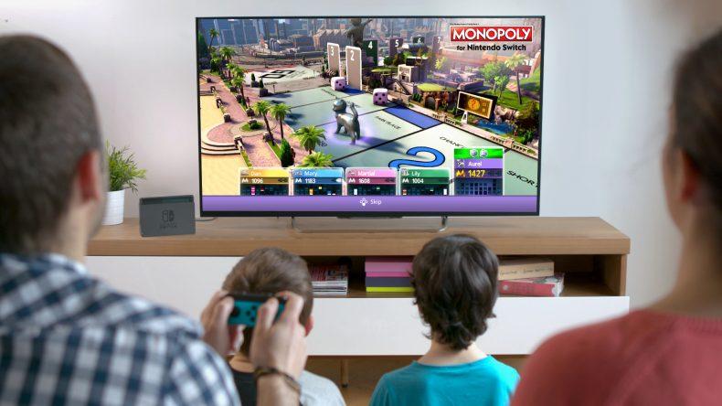 monopoly now on switch Monopoly Now on Switch Monopoly Switch 790x444