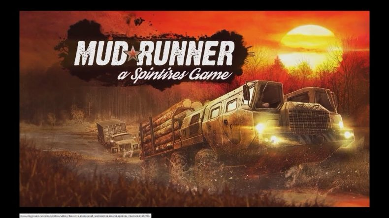 spintires: mudrunner xbox one review Spintires: Mudrunner Xbox One Review Mud Runner Spintires 790x444