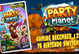 mastiff bringing party planet to switch in december 2017 Mastiff Bringing Party Planet to Switch in December 2017 with Gamestop Exclusive Bonus Party Planet banner 263x180