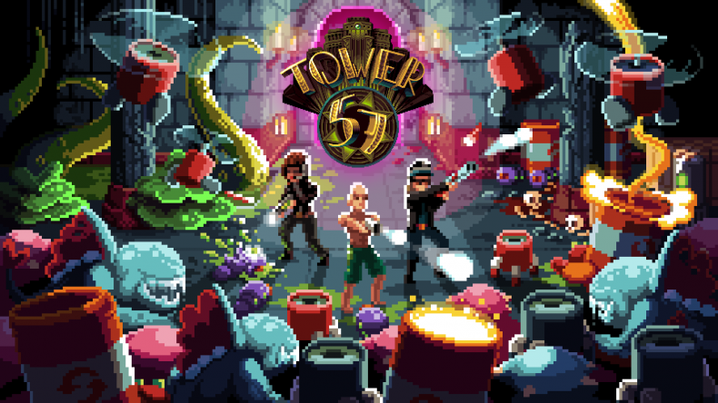 tower 57 is a literal farewell to arms - trailer here Tower 57 is a Literal Farewell to Arms – Trailer Here Tower 57 790x444