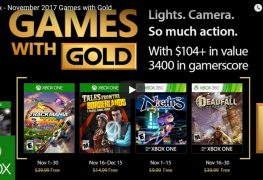 here are the free xbox games for november 2017 Here Are the Free Xbox Games for November 2017 Xbox Gold Nov 2017 Free 263x180