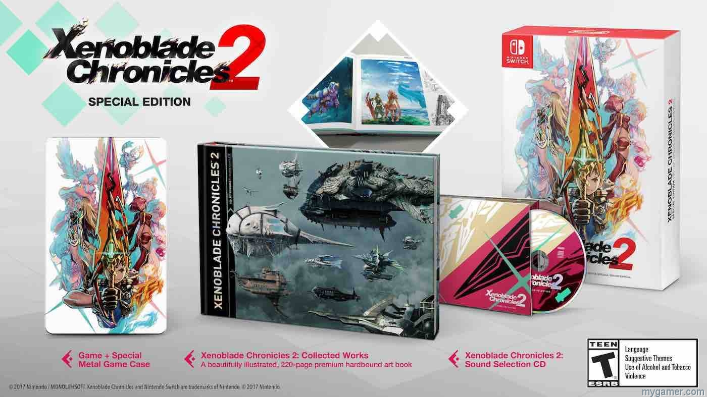 you know what sucks… collector editions need to be better You Know What Sucks… Collector Editions Need to be Better xenoblade chronicles 2 special edition image