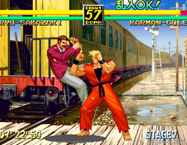 two more neogeo titles now available on new gens Two More NEOGEO Titles Now Available on New Gens Art of Fighting 3