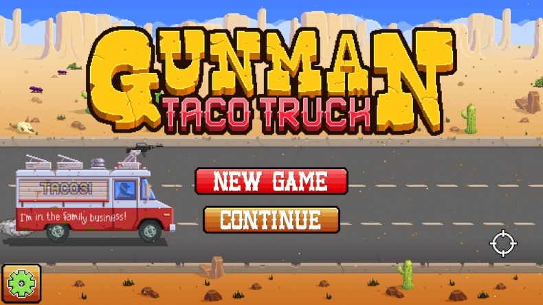 gunman taco truck is an mutant blasting action game made by the guy who made doom Gunman Taco Truck Is an Mutant Blasting Action Game Made by the Guy Who Made Doom Gunman Taco Truck 790x444
