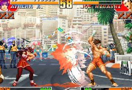 two more neogeo titles now available on new gens Two More NEOGEO Titles Now Available on New Gens KoF 97  2 263x180