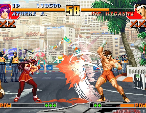 two more neogeo titles now available on new gens Two More NEOGEO Titles Now Available on New Gens KoF 97  2