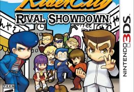 river city: rival showdown now available on 3ds River City: Rival Showdown Now Available on 3DS River City Rival Showdown 263x180