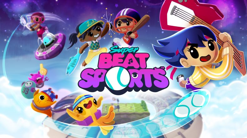super beat sports now on switch eshop Super Beat Sports Now on Switch eShop Super Beat Sports Switch banner 790x444