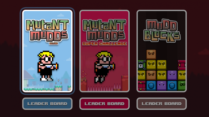 mutant mudds collection gets special pre-order pricing and trailer Mutant Mudds Collection Gets Special Pre-Order Pricing and Trailer Mutant Mudds Collection banner 790x444