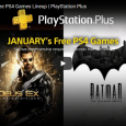 playstation plus: free games for january 2018 PlayStation Plus: Free Games for January 2018 PS Jan 2018 Free 115x115