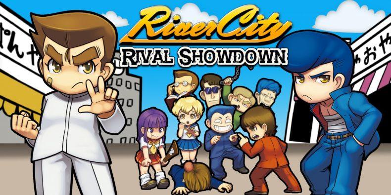 river city: rival showdown 3ds review River City: Rival Showdown 3DS Review River City Rival Showdown banner 790x395