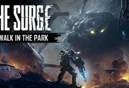 the surge gets walk in the park expansion The Surge Gets WALK IN THE PARK Expansion Surge Walk in the Park 263x180